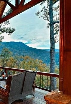 Smokey Mountain Retreat