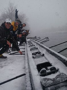 This is nice and all but where so they keep their boats? I can't think of a reason the snow is inside. Row Row Row, Row Row Your Boat, The Row, Rowing Memes, Rowing Quotes, No Equipment Workout, Workout Gear, Yoga Workouts, Workout Outfits