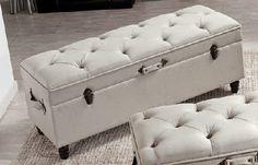 La web de la decoracion y el Mueble en la red: BANCOS BAÚLES DESCAZADORA SERIE GUIS