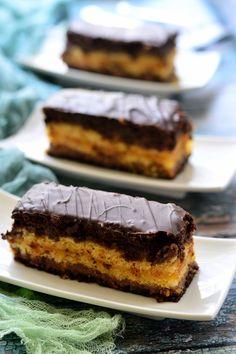 Cookie Recipes, Dessert Recipes, Hungarian Recipes, Hungarian Food, Paleo, Salty Snacks, Cake Bars, Winter Food, Food To Make