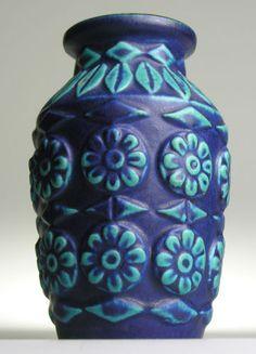Blue Bay Keramik West German Pottery