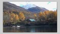 Munsey Bear Viewing Lodge on Kodiak Island, Alaska