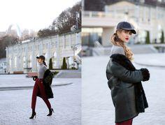 Tina Sizonova / Baby, it's cold outside //  #Fashion, #FashionBlog, #FashionBlogger, #Ootd, #OutfitOfTheDay, #Style