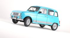 Renault 4GTL (Heller 1/24)