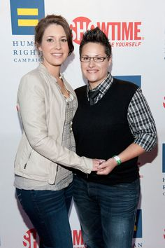 Cori and Kacy- The Real L Word (Can I just say that I absolutely LOVE Them!!! My favorite people on the show :)