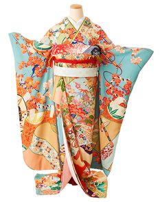 Japanese Textiles, Japanese Fabric, Japanese Patterns, Traditional Japanese Kimono, Japanese Style, Kabuki Costume, Japan Outfit, Kimono Japan, Wedding Kimono