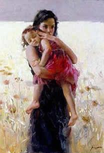Maternal Instinct ~ PINO Daeni
