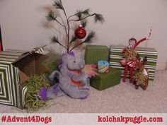 Win tough toys for your dog from Go Dog in the #Advent4Dogs Giveaway #ContestEntry 12/31 US/Can