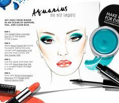 A Maquiagem astrológica da Sephora