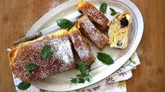 Závin zkynutého těsta dá trochu víc práce, ale výsledek stojí za to. Ovoce můžete kombinovat podle chuti asezony. Střešněmi je výtečný, ale stejně tak dobrý bude islesním ovocem nebo strouhanými jablky. French Toast, Breakfast, Diet, Morning Coffee