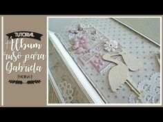 ALBUM RUSO PARA GABRIELA - TUTORIAL (PAGINA 1) | LLUNA NOVA SCRAP - YouTube