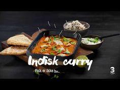 Prøv vår indiske fiskecurry - enkel og god! Curry, Make It Yourself, Ethnic Recipes, Food, Kalay, Meals, Curries, Yemek, Eten