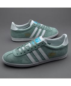 pretty nice 57085 5c3b2 adidas Originals Gazelle OG men s shoe - a terrace legend.