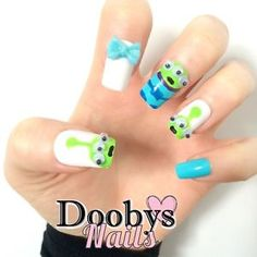 disney false nails - Google Search