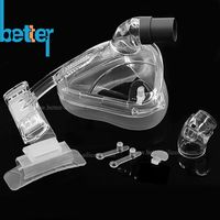 LSR medical oxygen mask mold parts - xiamen better-silicone
