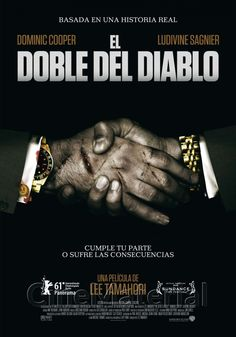 The Devil's Double Spanish movie poster