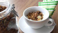 Venäläisen keittiön herkkuja: Omena²-granola