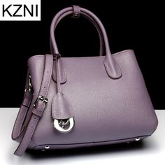 67.91$  Buy now - http://alizie.worldwells.pw/go.php?t=32781131701 - KZNI genuine leather bags for women messenger bag European Style ladies hand bags bolsos mujer de marca famosa 2016 L121012 67.91$