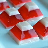 J is for: Jolly Jello Shots
