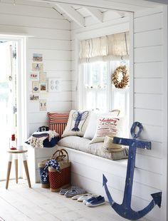 Seaside Cottage Love