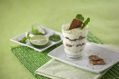 Refresque-se com este Cheesecake de iogurte e lima