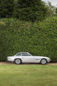 Car Porn: Roger Moore's Lamborghini 1969 Islero S The valiant whip of a former James Bond. Bonhams