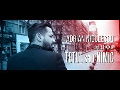 Adrian Niculescu feat Lexxa - Totul sau Nimic (Official Video) - YouTube Youtube, Movies, Movie Posters, Fictional Characters, Instagram, Video Clip, Films, Film Poster, Cinema