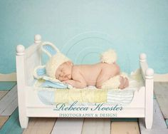 Crochet Newborn Bunny Hat Diaper Cover Outfit, Bunny Diaper Cover ...