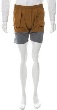 Nike Adjustable Active Shorts