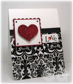 Valentine Stampin Up