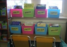 so many free/printable ideas for reading and writing centers