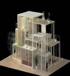 artchiculture:  SANAA - kita house - kamakura japan