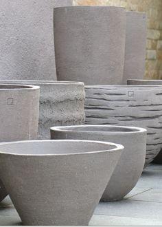 Atelier Vierkant pots
