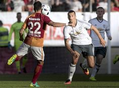 Manchester United vs. Galatasaray: Score Reaction from 2016 Pre-Season Friendly  Zlatan Ibrahimovic scored on his debut asManchester United thrashed Galatasaray 5-2 in a pre-season friendly atNya Ullevi in Gothenburg Sweden on Saturday.  Ibrahimovic opened the scoring in the opening moments in his homeland; however United fell behind before the interval after goals from Sinan Gumus and Bruma.  The break appeared to reinvigorate Jose Mourinhos troops who went on to score four unanswered…