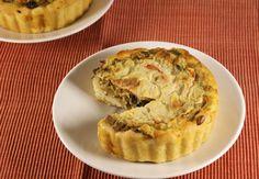 Mangold-Zucchini-Quiche