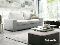 divano in tessuto sfoderabile
