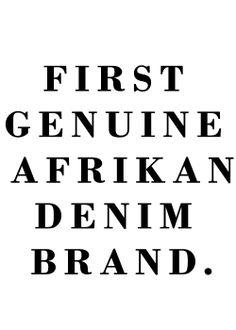 Believe it. Embrace it. Live it!!! we are Afrikanswiss