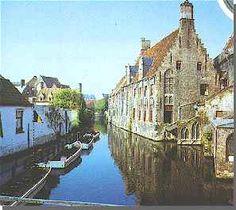 Brugge Belguim a beautiful city