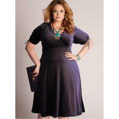 Makenna Plus Size Dress