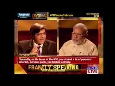 Watch exclusive & first interview of Shri Narendra Modi after becoming P...