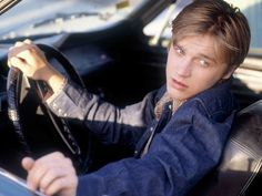 Devon Sawa from Little Giants... <3 I was in love with this kid when I was little!