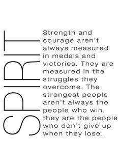 Keep an #Unstoppable Spirit.