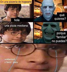 Voldemort como empleado del mes. | 18 Memes de Harry Potter tan chistosos que hasta harán reír a Voldemort