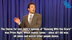 Oh Jimmy Fallon! Lol