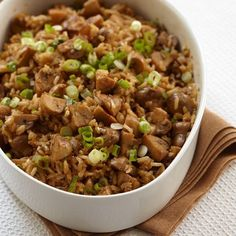 Brown rice is officially no longer just a simple side. From hearty breakfast meals to full casseroles, you can use brown rice for a myriad of deliciou...