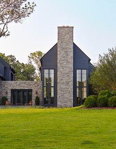 Nashville Residence Casement Windows - Architecture Name: Blaine Bonadies Architecture Firm: Bonadies Architect Photography: Jean Allsopp Photography