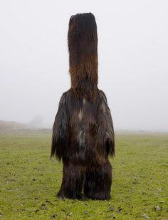 Smultronstället (« Wilder Mann ou la figure du sauvage » de Charles Fréger, éd. Thames & Hudson, avril 2012)
