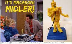The Real Reason Bette Midler Appeared On The Season 6 Finale On 'Seinfeld' | BootLeg Betty #BetteMidler #BootlegBettyDotCom #Seinfeld #Finale #MacaroniMidler