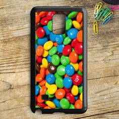 M&MS Candies Fall Samsung Galaxy Note 5 Case | armeyla.com