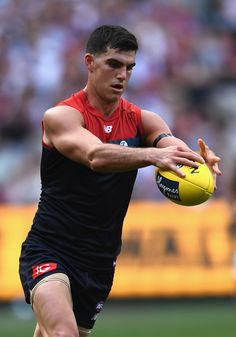 MELBOURNE midfielder Corey Maynard has been ruled out for the season after succumbing to an ongoing hip injury.  The Demons have booked the 26-year-old in for hip surgery next week.  Maynard, who played in Melbourne's season-opener against Geelong in round one but not at AFL level since, has been battling to overcome the injury since April.